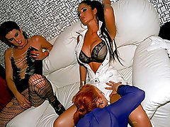 4 movies - Daring pretty sweethearts shagging horny dudes publicly